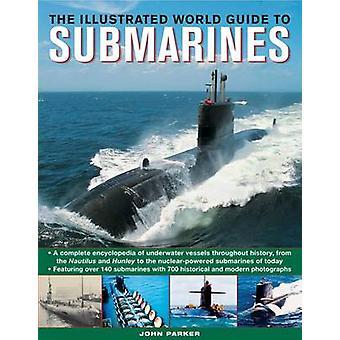 Der Madenschrauben World Guide für u-Boote - mit mehr als 140 Submarin