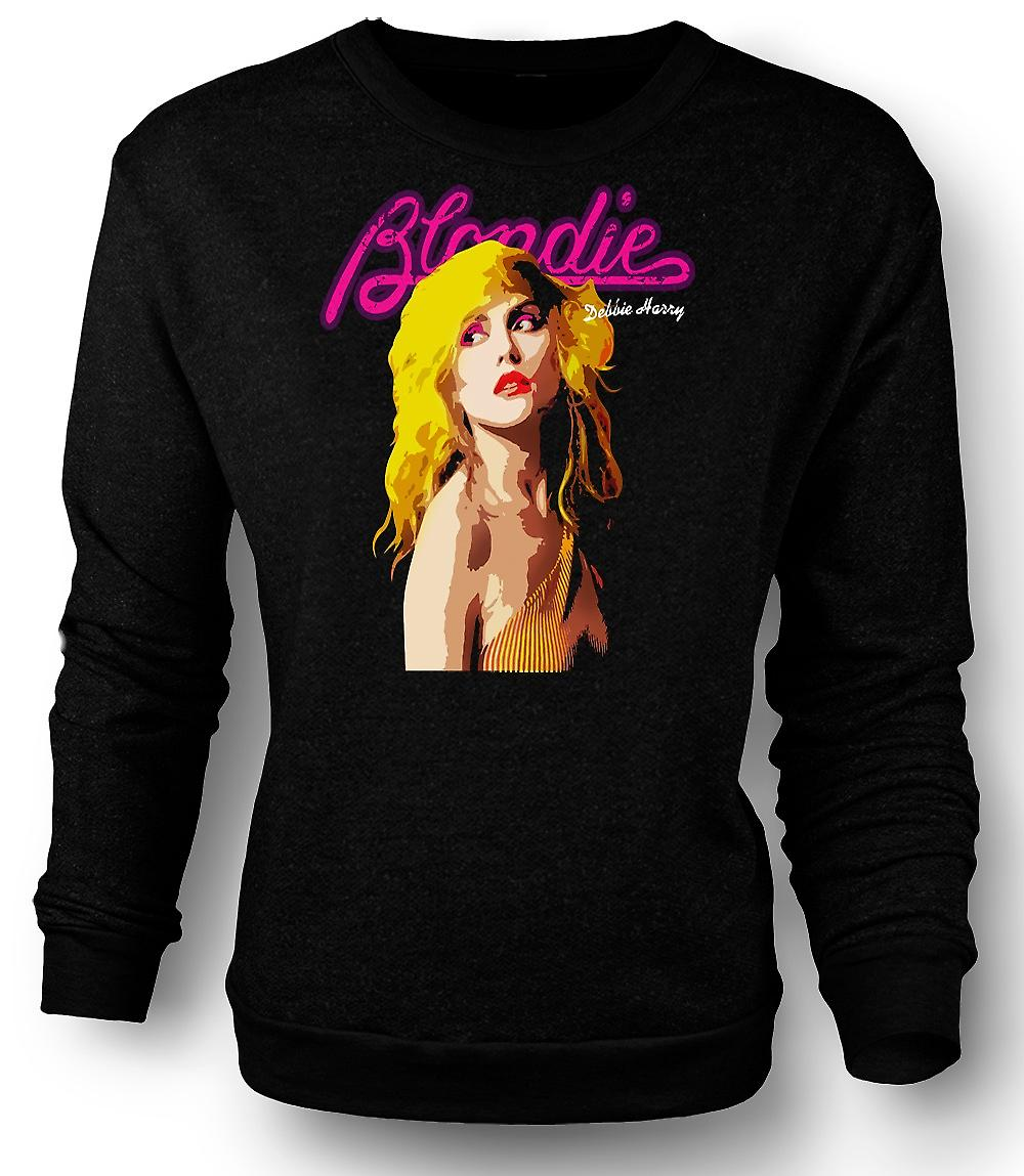 Mens Sweatshirt Blondie - Debbie Harry