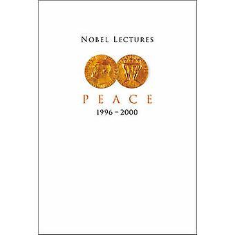 Palestras de Nobel em paz 1996-2000 por Irwin Abrams - livro 9789812380029