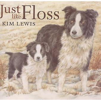 Net als flossen door Kim Lewis - Kim Lewis - 9780744572872 boek