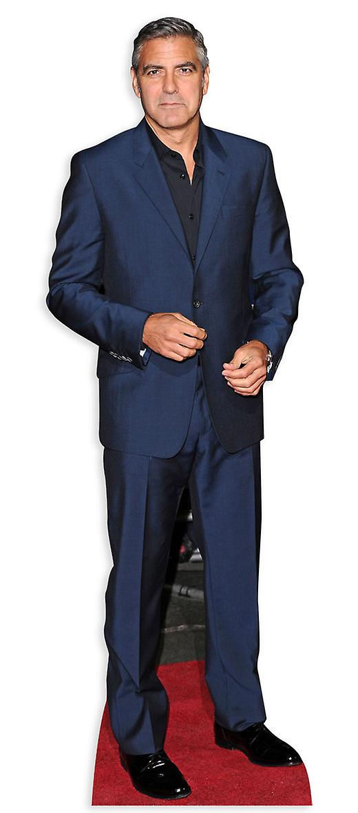 George Clooney Lifesize Cardboard Cutout / Standee / Standup