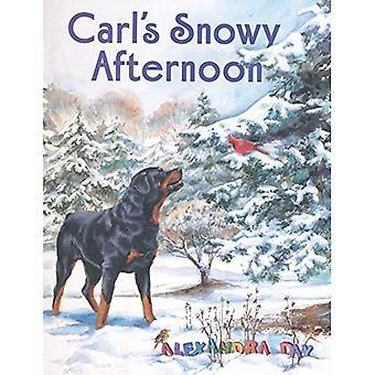 Carls verschneiten Nachmittag