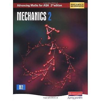 Progression Maths AQA mécanique 2