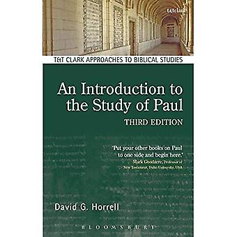 An Introduction to the Study of Paul (T&T Clark Approaches to Biblical Studies)