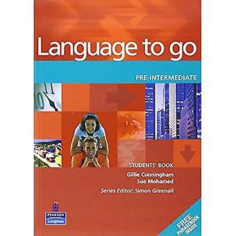 Language to Go: Pre-intermediate Students Book