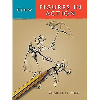 Draw Figures in Action (Draw Books)