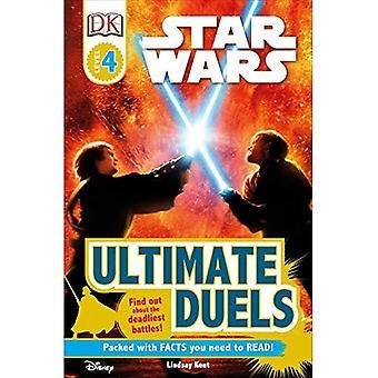 Star Wars: Ultimative Duelle (DK Lesetext - Level 4