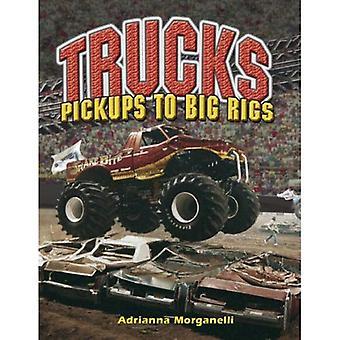 Vrachtwagens: Pickups aan Big Rigs (Automania!)