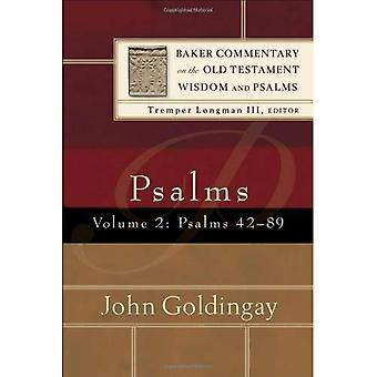Psalms: Psalms 42-89 v. 2 (Baker Commentary on the Old Testament Wisdom and Psalms)