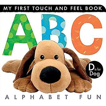 ABC Alphabet Fun (My First Touch and Feel Books)
