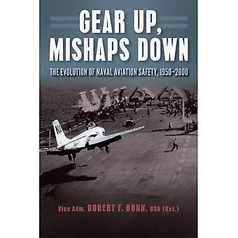 Préparent, mésaventures vers le bas: L'évolution de la sécurité de l'Aviation navale, 1950-2000