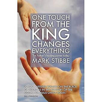 Met één druk uit de koning veranderingen alles: de vader de helende macht vandaag