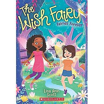 Feeën Forever (de wens Fairy #4) (wou Fairy)