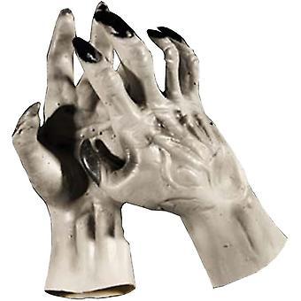 Werwolf Hände grau