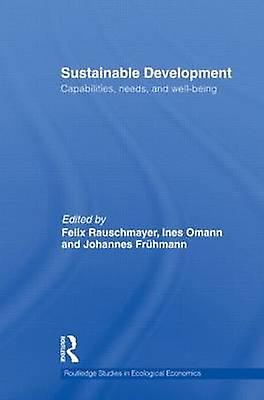 Sustainable Development Capabilities Needs and WellBeing by Ohommen & Ines