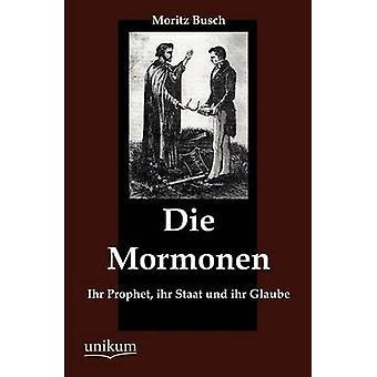 Die Mormonen par Busch & Moritz