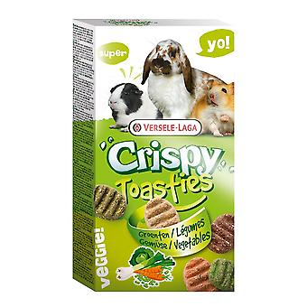 Versele Laga Crispy Toasties Vegetables