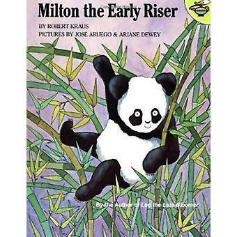 Milton the Early Riser Book