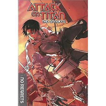 Attack on Titan - The Spinoffs Collection by Hajime Isayama - 97816323