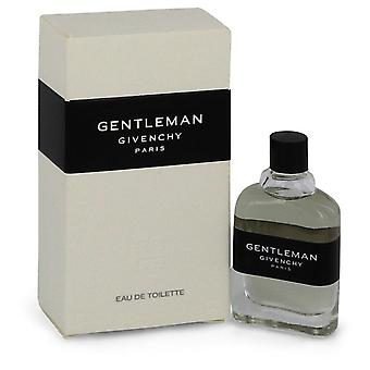 GENTLEMAN by Givenchy Mini EDT .20 oz / 6 ml (Men)