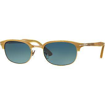 Persol 8139S wide Light Blue polarized gradient Horn
