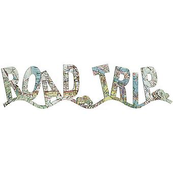 Photogenix Laser Die Cuts Road Trip Ldc 00324