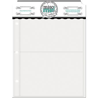 Misc Me Variety Pack Recipe Page Protectors 8