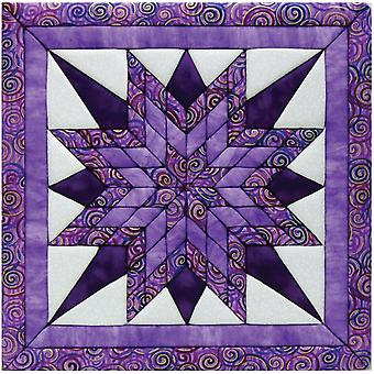Starburst Quilt Magic Kit 12