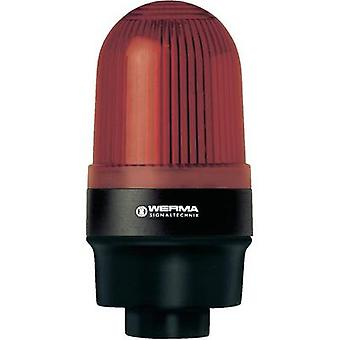 Light Werma Signaltechnik 219.100.00 Red