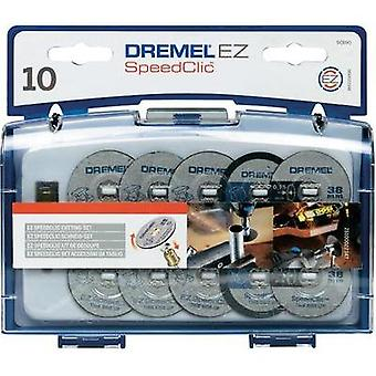 Dremel SpeedClic Cutting Wheels and Mandrel Set