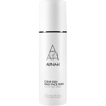 Alpha H Clear Skin Daily Face Wash