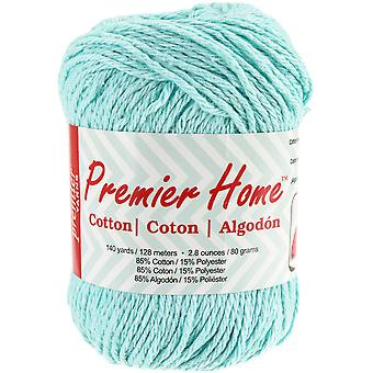 Home Cotton Yarn - Solid-Pastel Blue 38-13