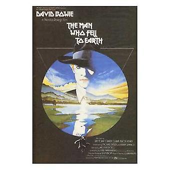 映画のポスター (11 x 17) 地球に落ちてきた男