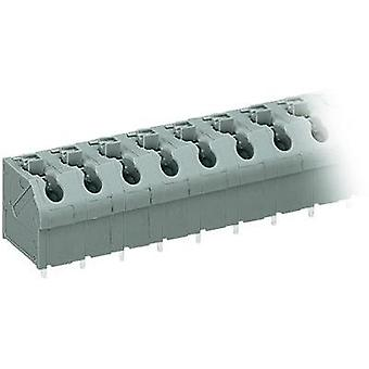 Spring-loaded terminal 1.00 mm² Number of pins 11 250-611 WAGO Grey 1 pc(s)