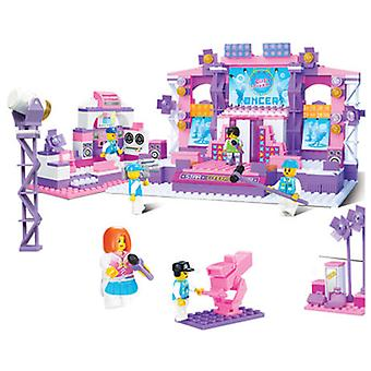 Sluban Dream Girls Dream Stage 430 Pieces (Kinderen , Speelgoed , Constructie , Gebouwen)