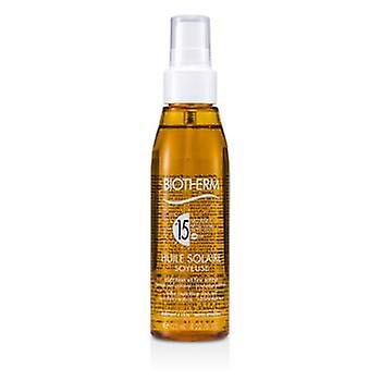 Biotherm Huile Solaire Soyeuse SPF 15 UVA/UVB Protection Sun Oil - 125ml/4.22oz