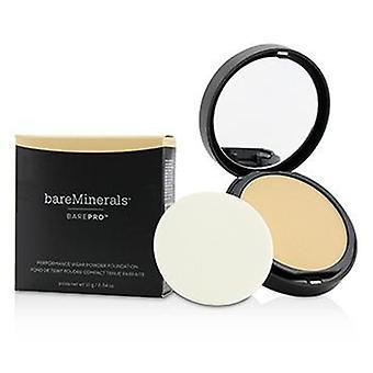 Bareminerals BarePro Performance Wear Powder Foundation - # 08 Golden Ivory - 10g/0.34oz