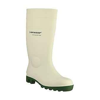 Dunlop FS1800/171BV Ladies Safety Wellingtons Self Lined PVC Nitrile Slip On