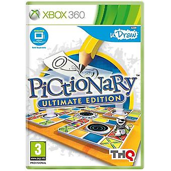 Pictionary Ultimate Edition uDraw (Xbox 360)