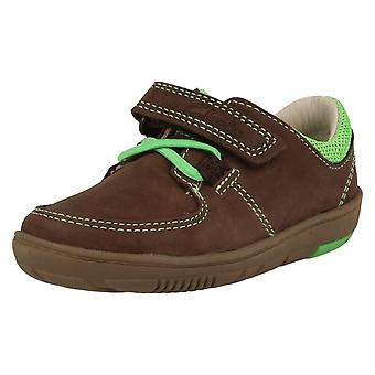 Boys Clarks First Shoes Maxi Max