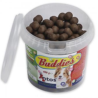 Antos Buddies vildt 400g (pakke med 12)