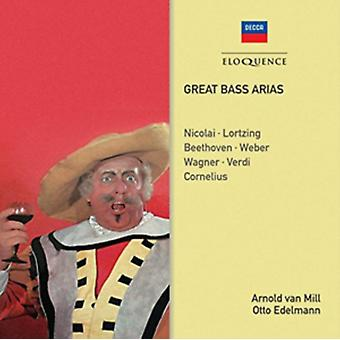 Store bas arier: Nicolai Lortzing Beethoven osv af Arnold Van Mill; Ott