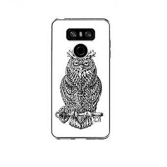 Great cover hornet owl for LG G6