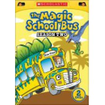 Magiczny autobus: Sezon 2 [Płyta DVD] USA import