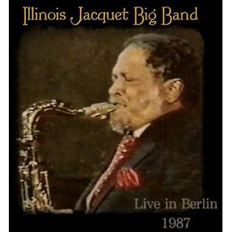Illinois Jacquet - Big Band Live i Berlin 1987 [CD] USA import