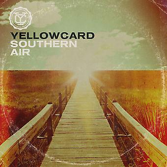 Yellowcard - sydlige luft [CD] USA importerer