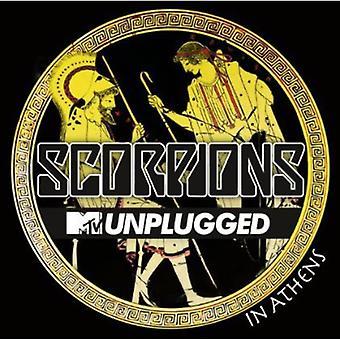 Scorpions - MTV Unplugged [CD] USA importerer