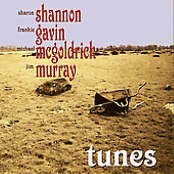 Shannon/Gavin/McGoldrick/Murray - Tunes [CD] USA import