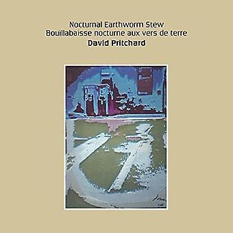 David Pritchard - natlig Earthworm gryderet [Vinyl] USA import