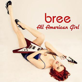 Bree - All American Girl [CD] USA importerer